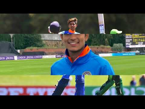 Shubman Gill | Full Interview | Player of the Tournament | U19 Cricket World Cup 2018