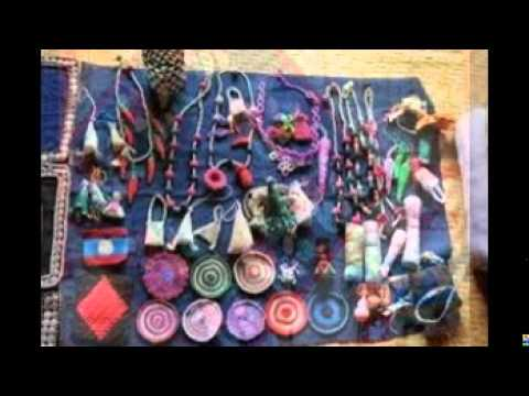 Examples Of Handicrafts Youtube