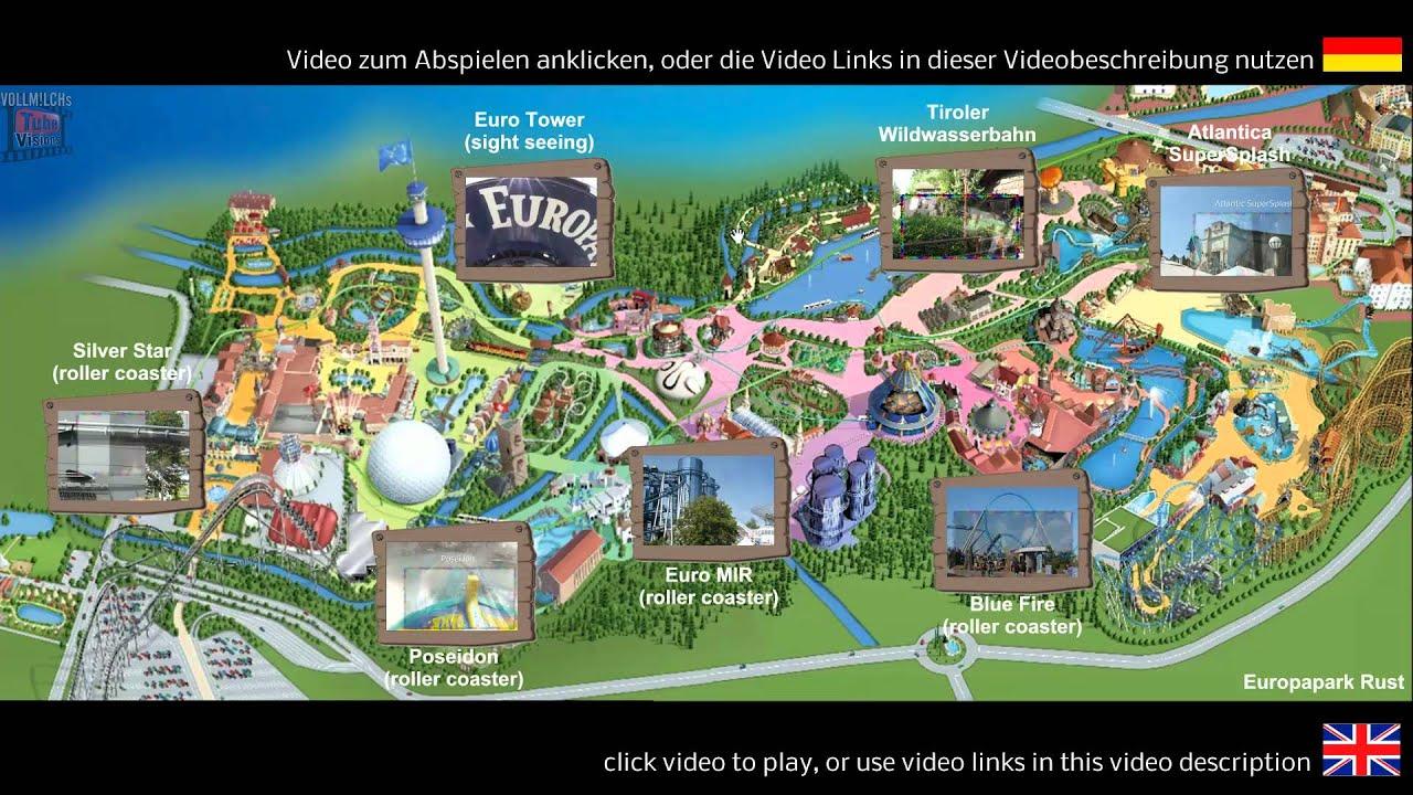 Europapark Freikarten