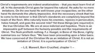 """#5 The BEST Christian Quotes """"Christ"""