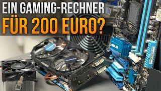 Ein Gaming-Rechner für 200 Euro? (Gewinnspiel)
