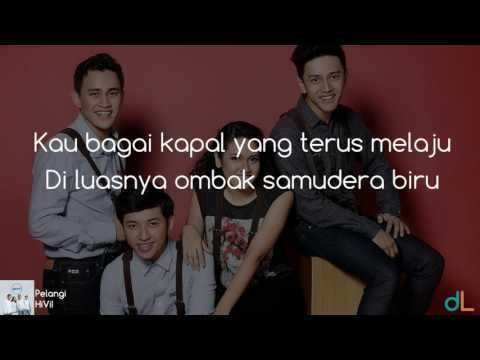 Pelangi - Hivi! Lyrics HD