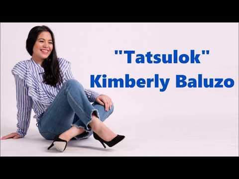 Tatsulok with lyrics  - Kimberly Baluzo