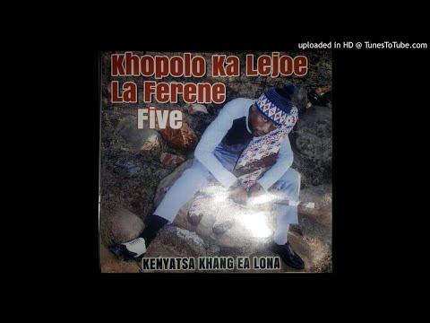 Khopolo (Five)-Lesotho leahlaba 2018