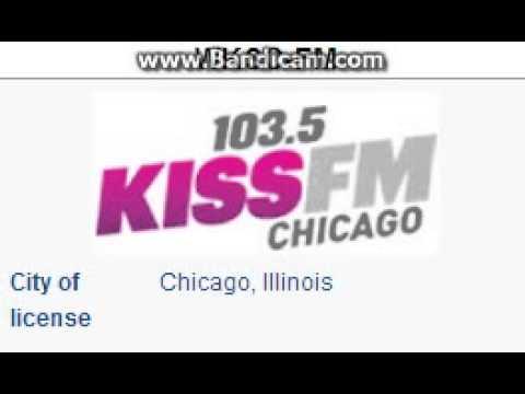 WKSCFM 1035 KISS FM Chicago, IL TOTH ID at 3:00 pm 672014