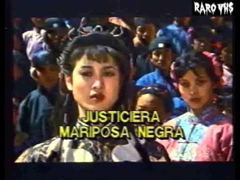 Justiciera Mariposa Negra-Artes Marciales película China