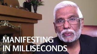 Ultimate Teachings: Manifesting In Milliseconds