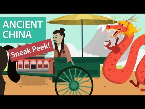 Ancient China video sneak peek, Xia Dynasty