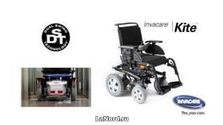 Инвалидная коляска с электроприводом(Купить инвалидную коляску с электроприводом можно в магазине LaNord.ru. Доставка по Москве и всей России., 2015-10-08T13:46:06.000Z)