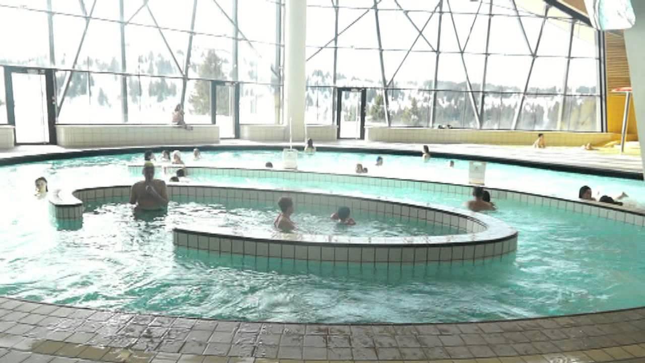 Les saisies le nouveau centre aqua sportif youtube for Centre sportif terrebonne piscine