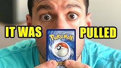 *I PULLED A $10,000 POKEMON CARD?!* Opening 1st Edition Box!