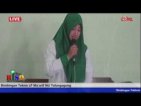 Bimbingan Teknis Kepala Madrasah Oleh LP Ma'arif NU Tulungagung