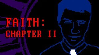 FAITH: CHAPTER II - Pixel Horror Indie Game Trailer