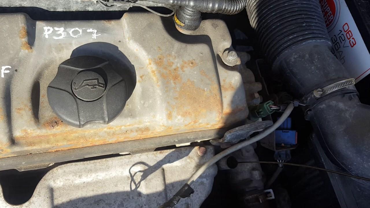 Контрактный двигатель Peugeot (Пежо) 1.4 KFW (TU3JP) | Где купить? | Тест мотора