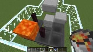 Minecraft Otomatik Sınırsız Tahta Üretimi