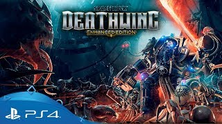 Space Hulk: Deathwing - Enhanced Edition | Launch Trailer | PS4