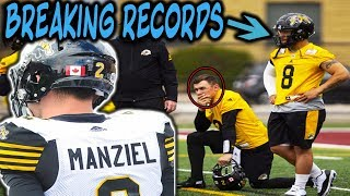 Why Johnny Manziel May Never Play a Meaningful Down in the CFL thumbnail