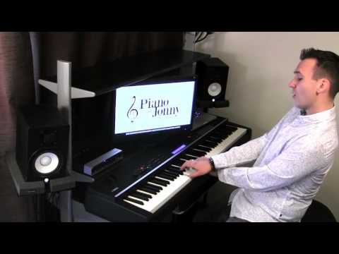 I Want a Girl - Ragtime Piano Arrangement by Jonny May