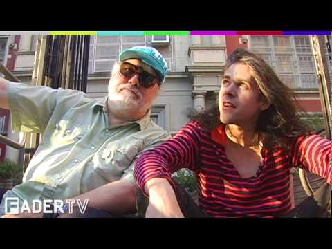 Ariel Pink + R. Stevie Moore - Interview - FADER TV