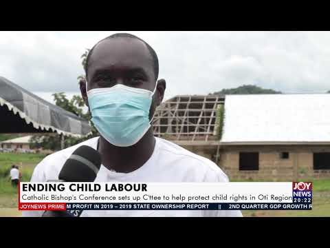 Catholic Bishops Conference sets up C'ttee to help protect child rights - Joy News Prime (17-9-21)