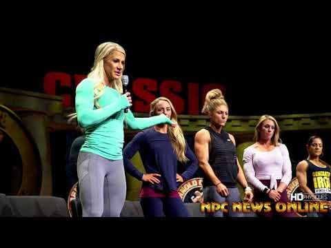 2018 Arnold Fitness Seminar
