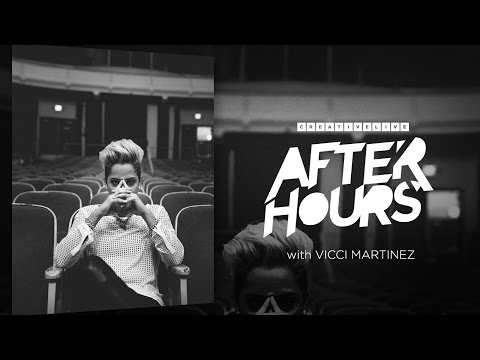 After Hours with Vicci Martinez on CreativeLive