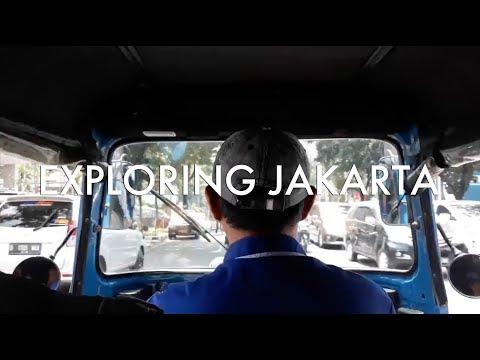 Explore Jakarta | Videonya Gita eps. 95