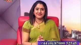 matv live talk blooper - shashi