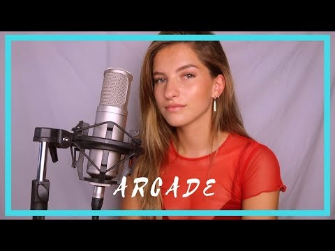 Duncan Laurence - Arcade (Cover By Julia Van Bergen)
