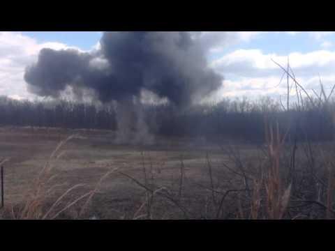 Military explosive training