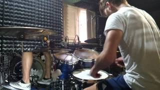 Trivium - Forsake not the dream (Drum cover)