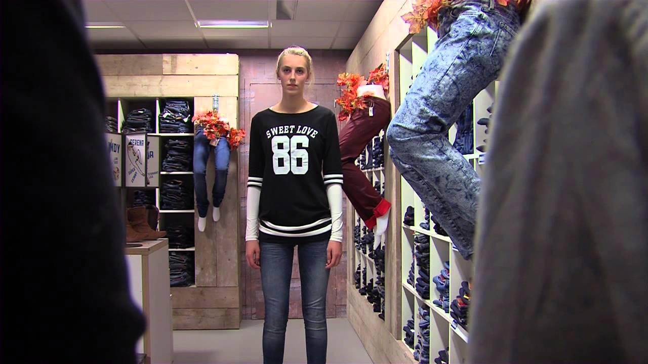 Woman tall dutch Scientists try