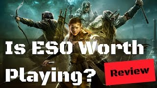 Elder Scrolls Online Review 2017 - Is ESO Worth Playing?