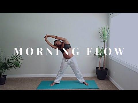 EASY MORNING YOGA FLOW | For Beginners! (20 min)