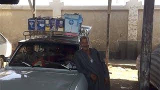 علي عباس.. سائق على درجة مدير عام