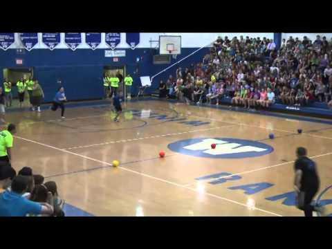 Dodgeball Tournament 2014 - Live Stream - Part II (Teachers)