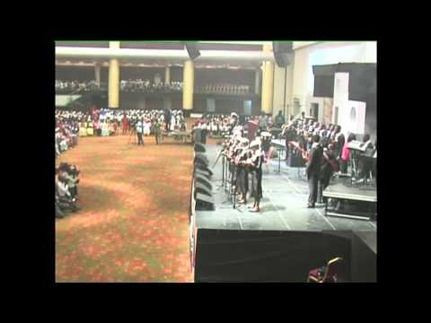 MFM Youth Choir at The Musical Youth Fiesta 2011
