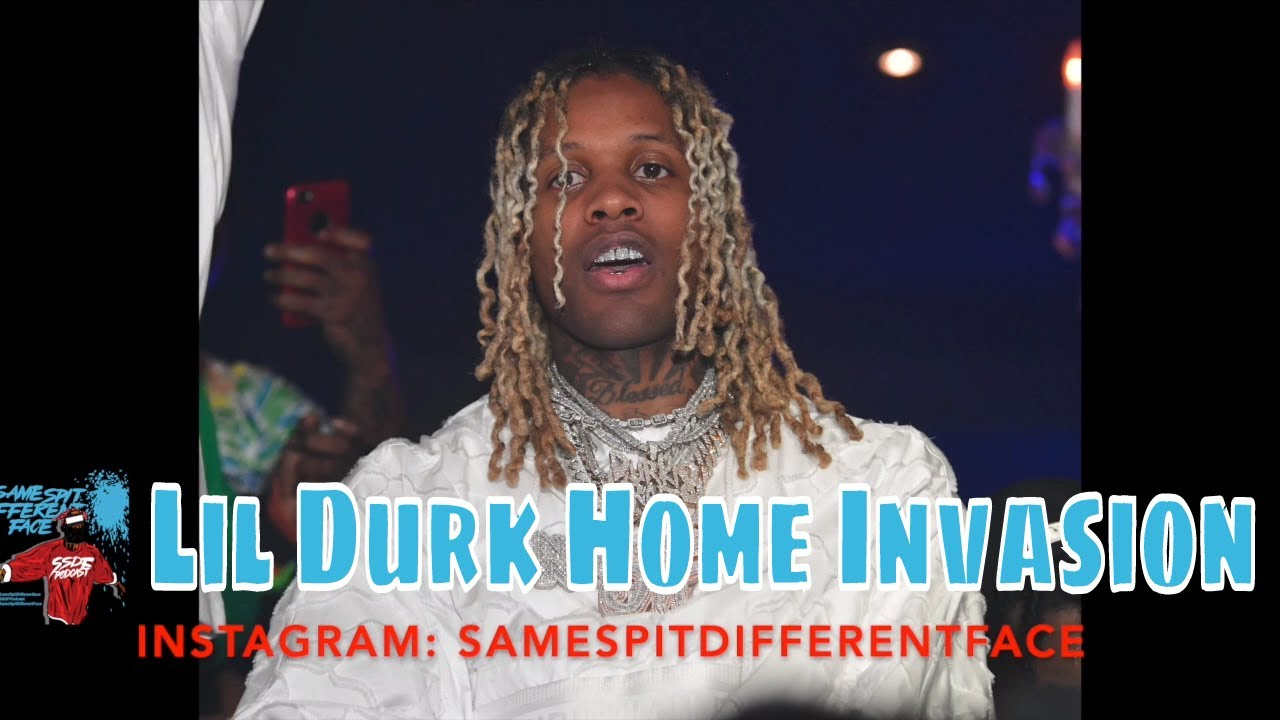 DJ AKADEMIKS Reveals LIL DURK Was Victim of Home Invasion, Opps Came Through The Woods