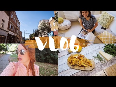 VLOG: Farmers Market Islington, Elk in the Woods, iPad Pro, Lazy Sunday #