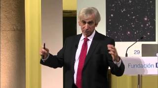 Lecture by Prof. Richard Ellis from California Institute of Technology, United States