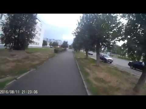 г.Агидель. вело-прогулка по городу