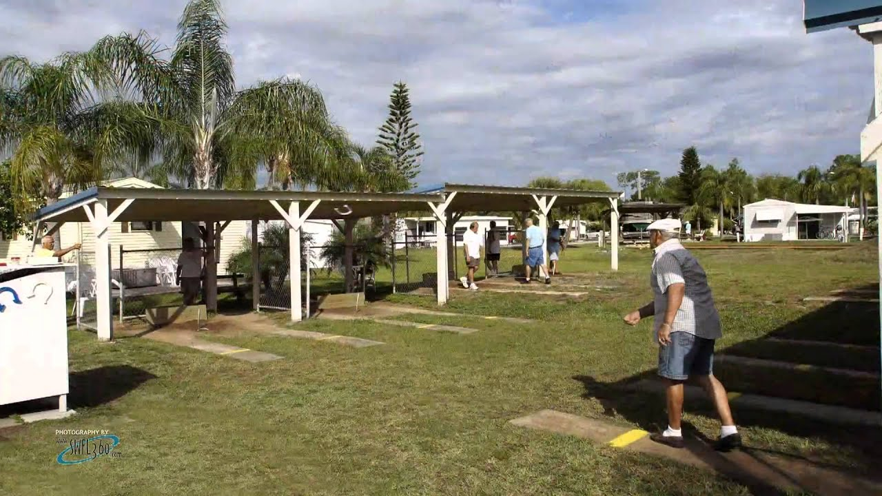 Raintree Rv Resort Florida North Fort Myers Youtube