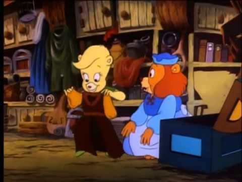 Gummi Bears Season 6 E12 Rocking Chair Bear Full Episodes