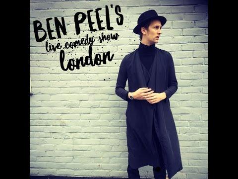 Ben Peel  Comedy  Live at Kings Cross London