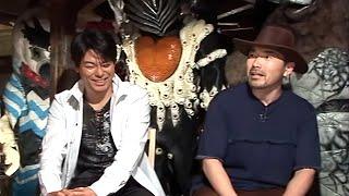 平成版ウルトラセブン:影丸茂樹さん&大滝明利さん