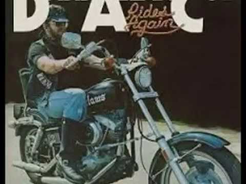 Willie, Waylon and Me by David Allan Coe from his DAC Rides Again album