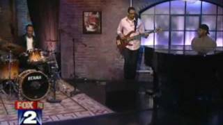 Ron Otis - Brian ONeal - Earl Klugh on FOX2 Detroit.wmv