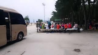 대구미니버스(울진구산해수욕장)