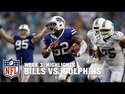Bills vs. Dolphins | Week 3 Highlights | NFL
