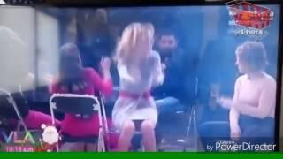 'Vayanse A La Goma' Grita Ingrid Coronado En Vivo
